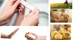 Simple Ways to Increase Female Fertility